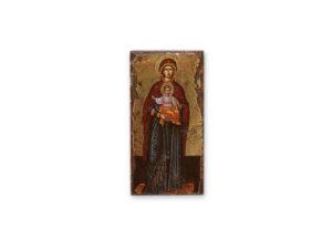 icono virgen niño