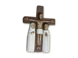 cruz compasion artesania sigena