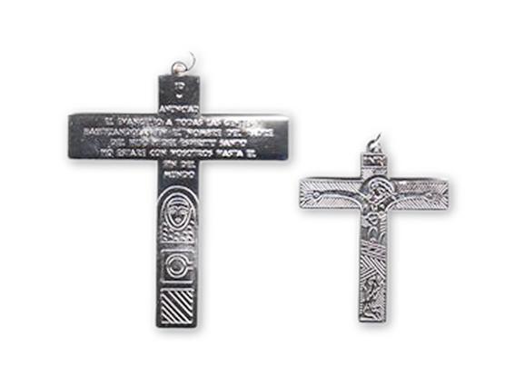 cruz bolsillo familias