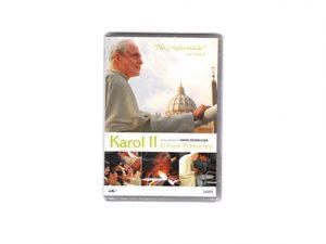 DVD karol Juan Pablo II