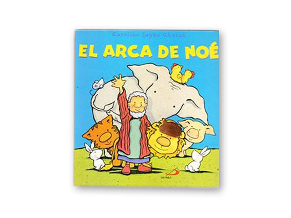 arca noé libro infantil