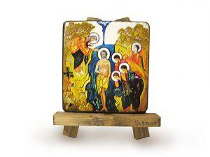 icono bautismo camino neocatecumenal