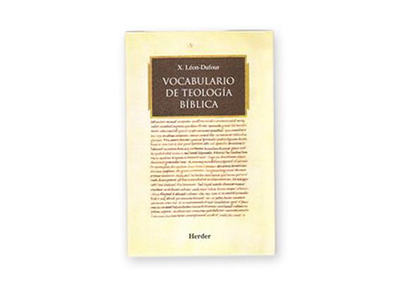 vocabulario teología biblica