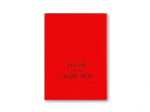 libro ritual penitencia