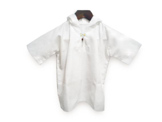 alba niño bautizo