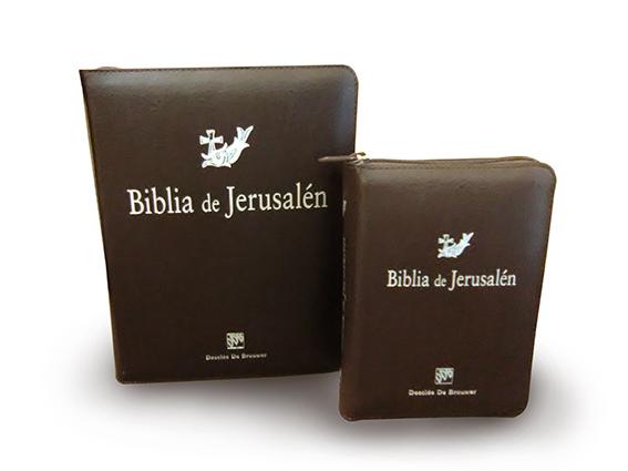 funda biblia cremallera