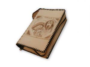 funda biblia salterio icono sagrada familia